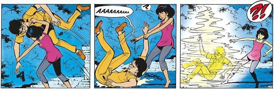 Yoko Tsuno ruudut