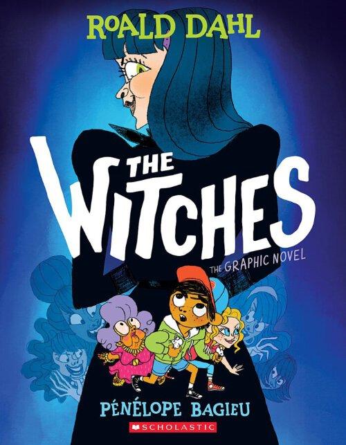 Pénélope Bagieu: The Witches - etukansi.